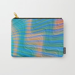 Topsy turvy waves Carry-All Pouch