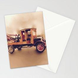 Vintage Model T Wrecker Stationery Cards