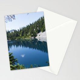 Sapphire Gem Lake Stationery Cards