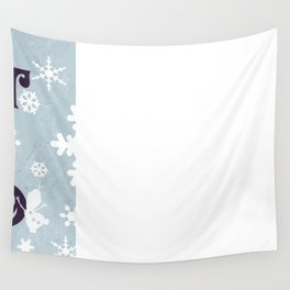 Hey, A-hole - Red vs. Blue Sister Wall Tapestry