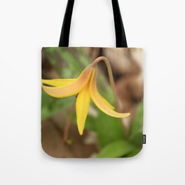 Gracefully Nodding Tote Bag
