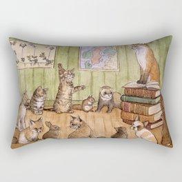 Classroom Rectangular Pillow
