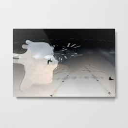 SYFY ABstract   Metal Print