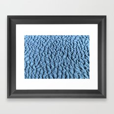 Urban cammo Framed Art Print