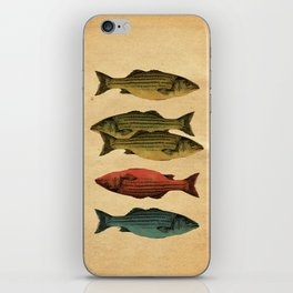 One fish Two fish... iPhone Skin