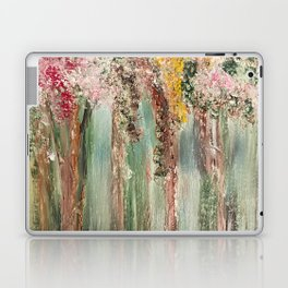 Woods in Spring Laptop & iPad Skin