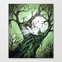Chapters Canvas Print
