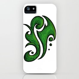 Jameson / جيامسن (green) iPhone Case