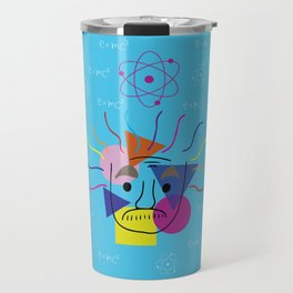 Einstein Genius Travel Mug