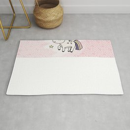 Unicorn sweety Rug