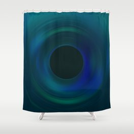 Expansive Shower Curtain