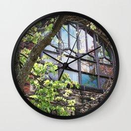 Church Window, Charlottetown Wall Clock