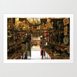 Vintage Store! Art Print