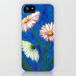 Daises iPhone Case