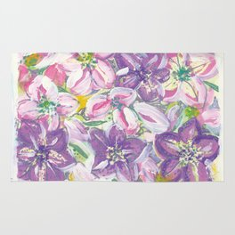A Hellebore By Any Other Name Rug
