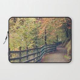 Autumn days Laptop Sleeve