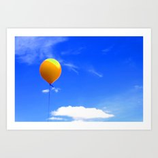 Oh Happy Day! Art Print