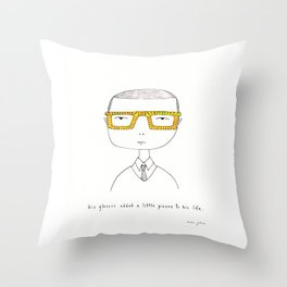 pizazz Throw Pillow