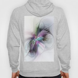 New Life, Abstract Fractals Art Hoody