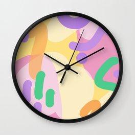 Summer 2.0 Wall Clock