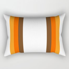 Harvest Rainbow - Straight Rectangular Pillow