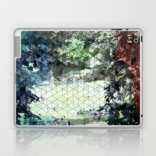 field of dreams Laptop & iPad Skin