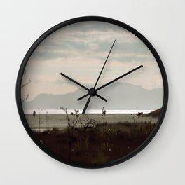 First Surf 2 Wall Clock