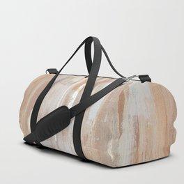 Rose Gold Duffle Bag