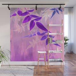 Jasmine Sunrise, Lavender Wall Mural