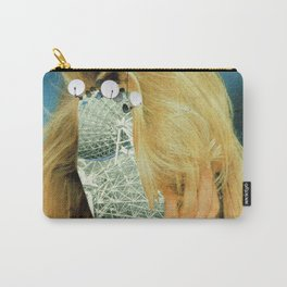 Crazy Woman · Susanne Satellite Carry-All Pouch