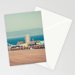 Santa Monica Beach Stationery Cards