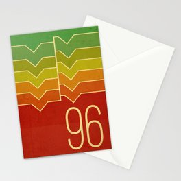 Nineteen ninety six Stationery Cards