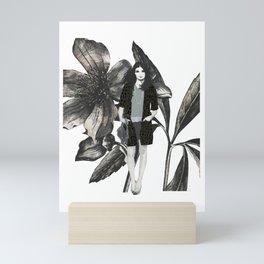 Big Flowers Mini Art Print