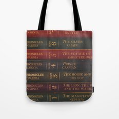 A Narnia Journey Tote Bag