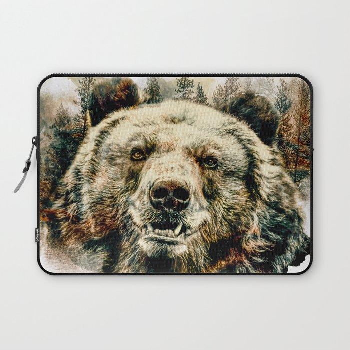 Bear Laptop Sleeve
