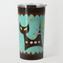 Atomic Cats Travel Mug