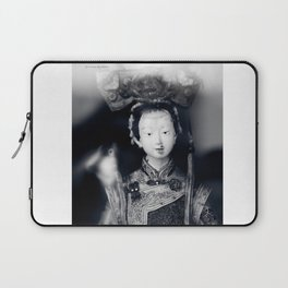 The chinese puppet kid Laptop Sleeve
