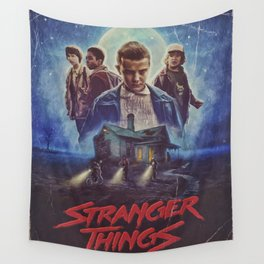 StrangerThings Wall Tapestry