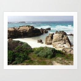 California Ocean 06 Art Print