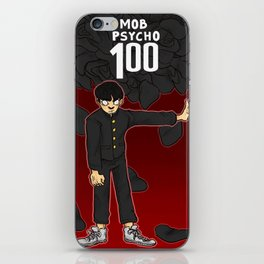 MP100 iPhone Skin