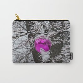 Snow Ball Carry-All Pouch