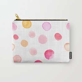 Pastel ink drops Carry-All Pouch