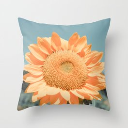 Flower Photography by dom Throw Pillow