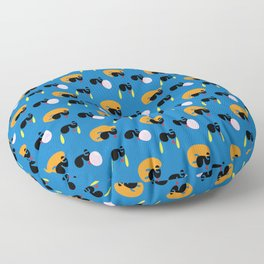 Gal Pals Floor Pillow