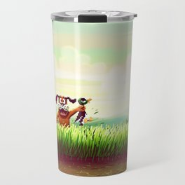 Duck Hunt Travel Mug