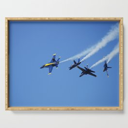 Blue Angels - 1 Serving Tray
