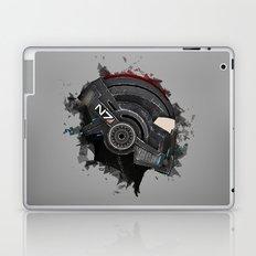 Beloved Helmet Laptop & iPad Skin
