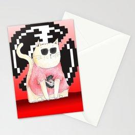 DaveCat Stationery Cards