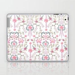 BABYLON~ Floral Trail Watercolor Laptop & iPad Skin
