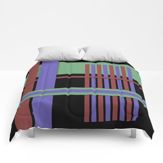 Abstract #407 Comforters